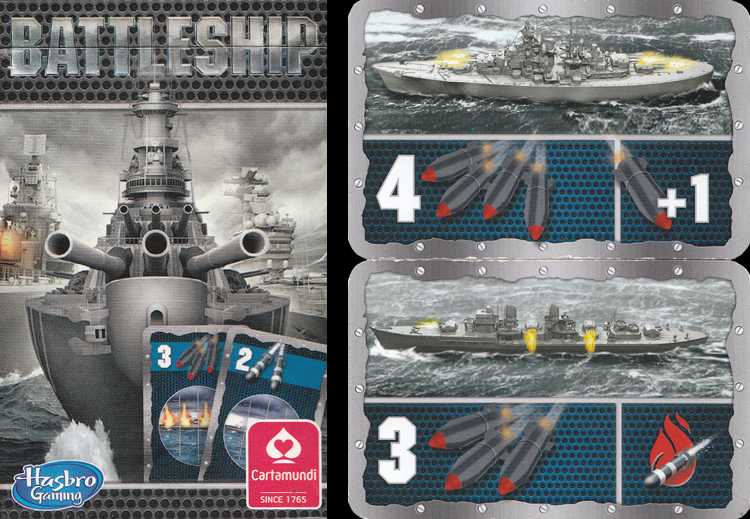 Battleships - Battleship Card Game