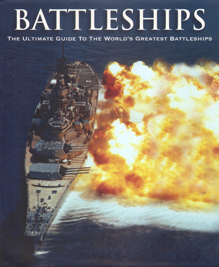 An enjoyable battleship book - that's packed full with both history, and stunning photographs.