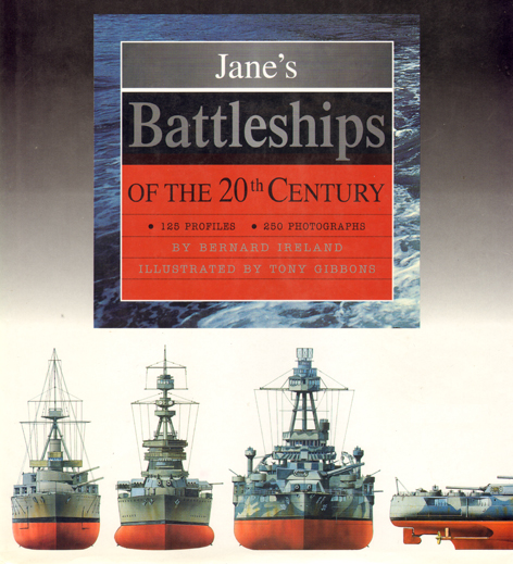 From the Dreadnought to the behemoths of the United States and Japan - this battleship book, has it all!